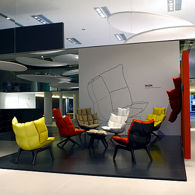 Modern Designer Furniture Blog B Amp B Italia Husk Chair