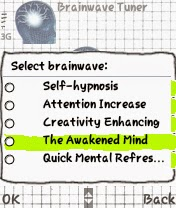 Aplikasi Java Terapi Otak