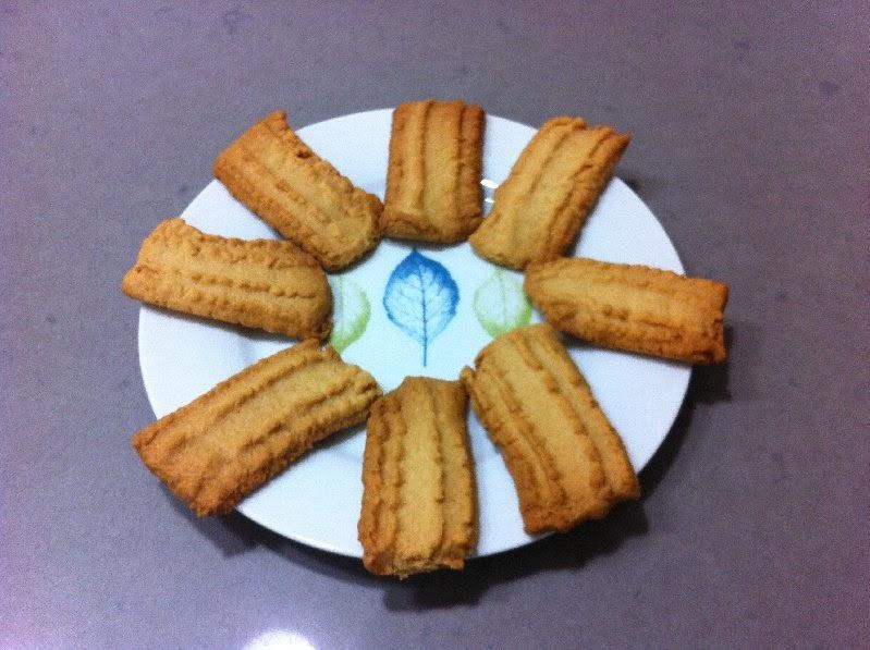 מתכון עוגיות מכונה