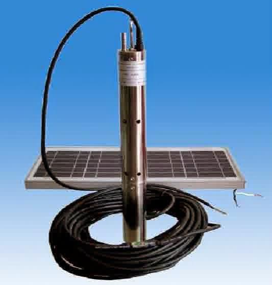 pompa air tenaga surya yogyakarta