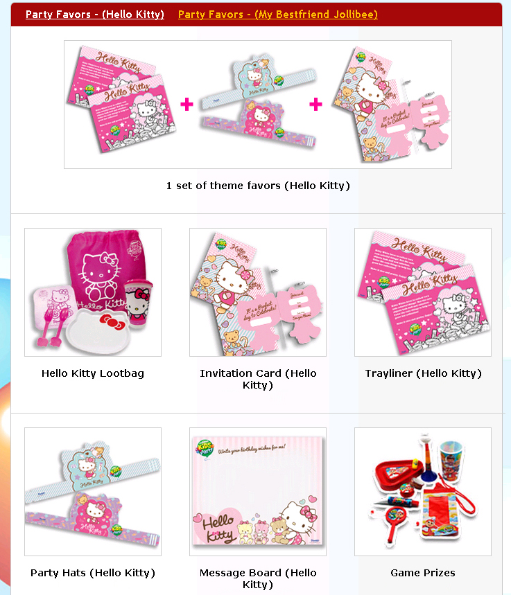 Jollibee kids party themes now includes hello kitty party theme jollibee kids party themes now includes hello kitty party theme stopboris Images