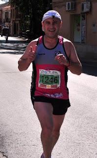 Club Marathón Aranjuez Juan Pedraza Argamasilla de Alba