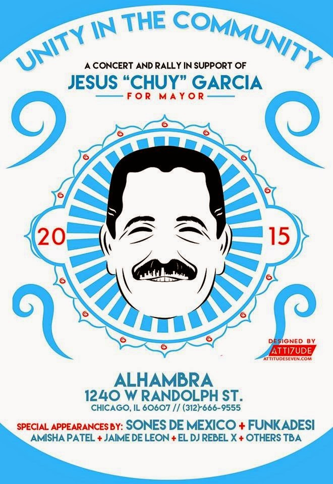 CONCERT FOR CHUY