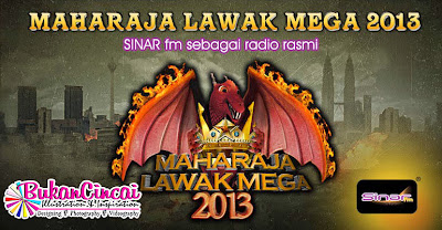 Tonton Maharaja Lawak Mega 2013 Full Movie