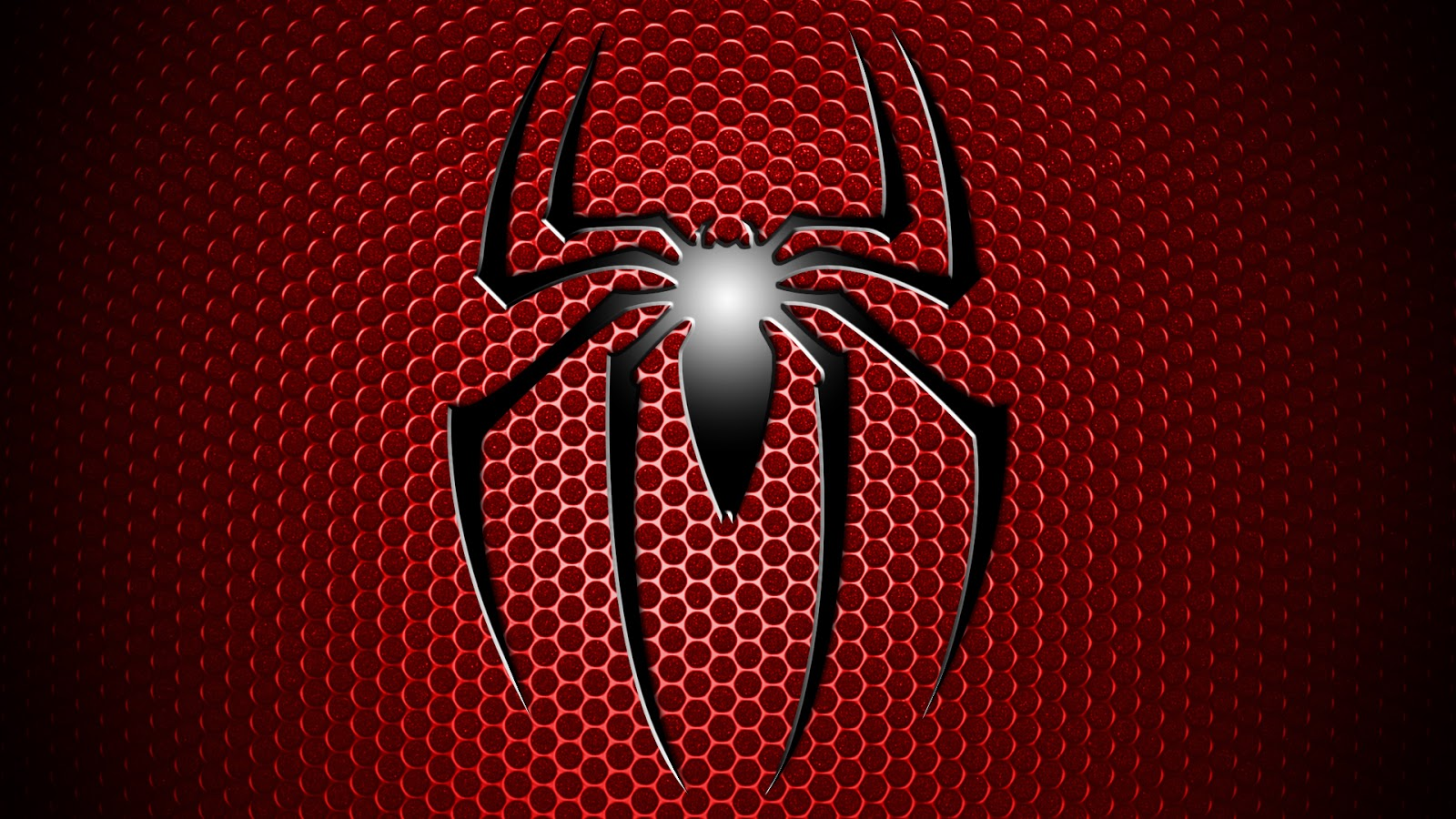 Red Logo Spiderman HD Photos