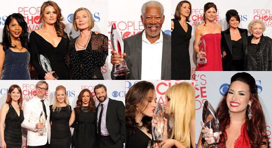 |Séries|Música|Filmes|Etc.: | E o People's Choice Awards ...