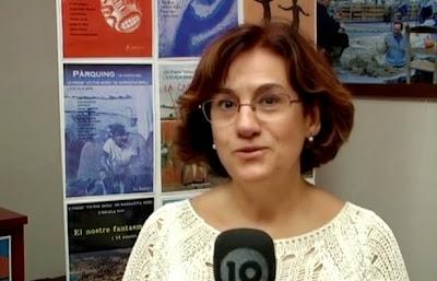 Mercè Bellfort - XVIè Premi Víctor Mora de Narrativa Breu