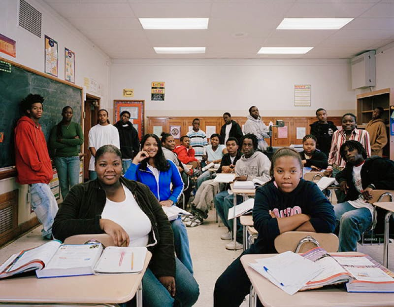 An Eye-Opening Look Into Classrooms Around The World - United States, Beaumont High School, St Louis, Missouri