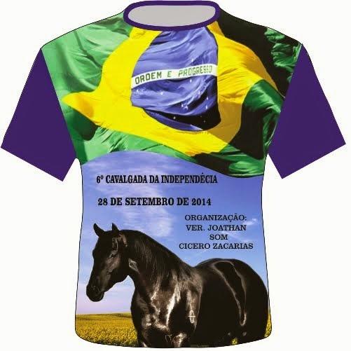 6ª Cavalgada da Independência.