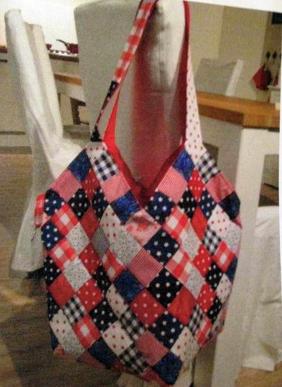 Quiltsmart Mondo Bag