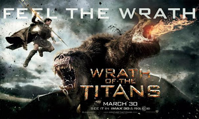Java Game: Wrath Of The Titans