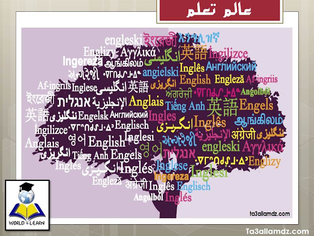 اللغات في العالم، في 7 خرائط ورسوم البيانية تعرف على أكثر لغة انتشارا
