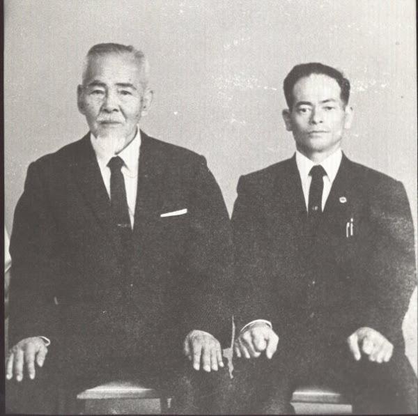 Shiguru Nakamura and Seikichi Odo