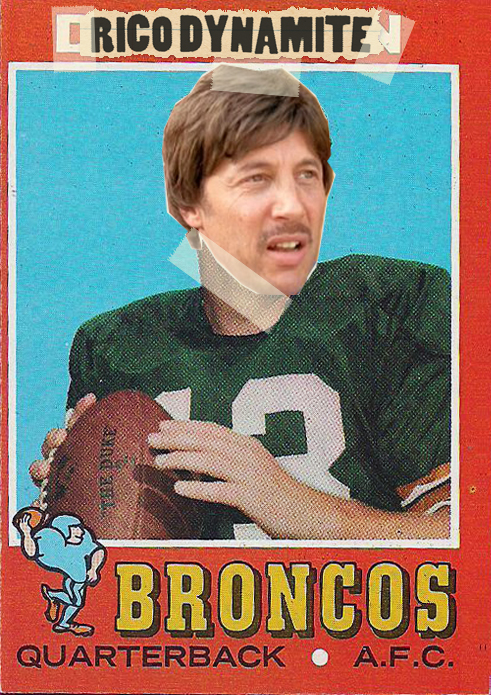 Neato Coolville: FANTA... Uncle Rico Van