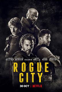 Rogue City Dublado Online