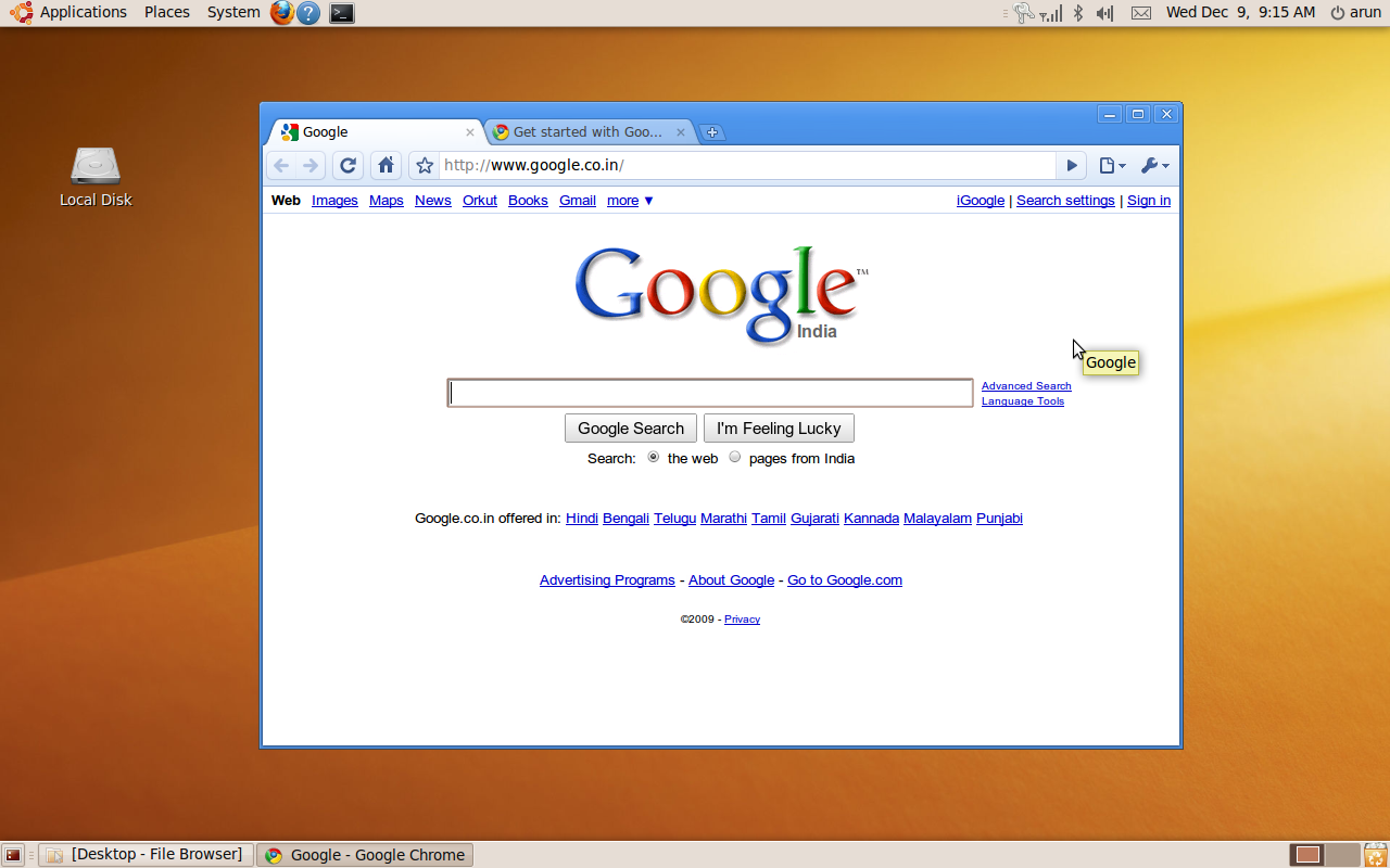 Google Chrome Download Linux Ubuntu