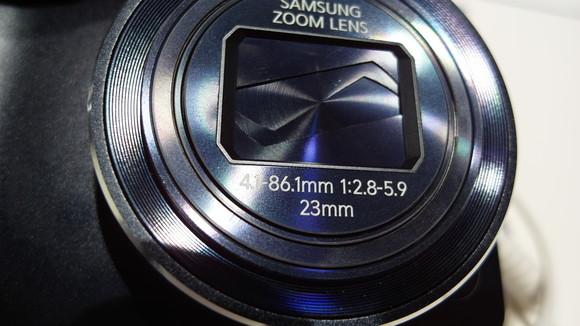 Samsung Galaxy Camera (Pictures)