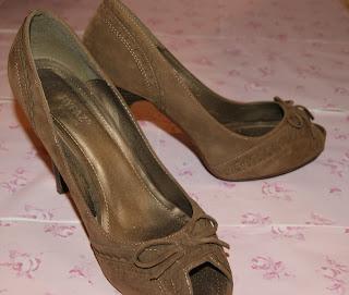 Zapatos Tacón PeepToe
