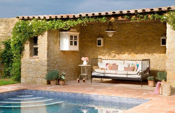 Esencia mediterranea mediterraean essence - Casas de campo restauradas ...
