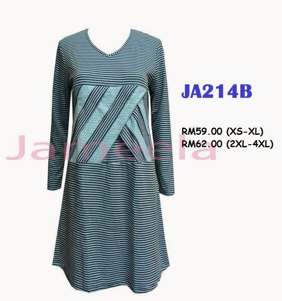 T-shirt-Muslimah-Jameela-JA214B
