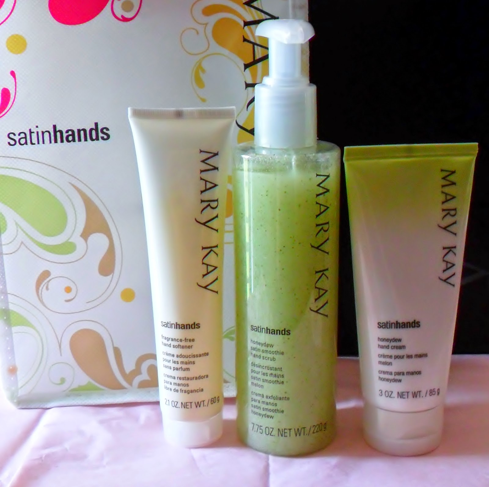 My Beauty Full Adventure Review Mary Kay Limited Edition Honeydew