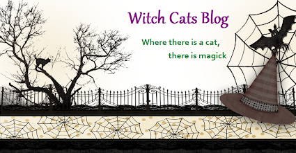 "Please visit my other blog, ""Witch Cats"""