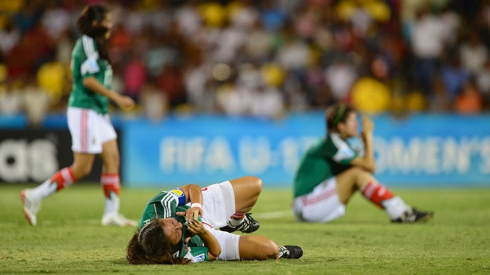 Copa Mundial Femenil Sub-17 Costa Rica 2014 - Cuartos de Final: Japón vs. México | Ximinia