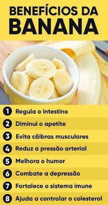 Saúde com Banana.