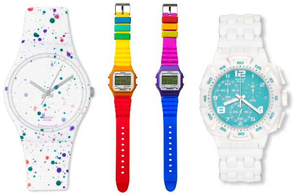 WATCHES(your time): Colorful Watches for everyone