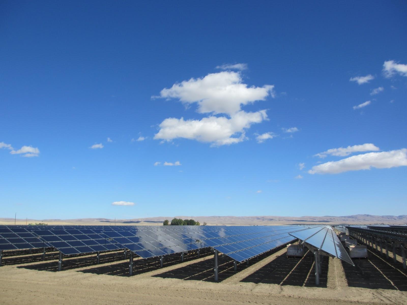 Solar panels | Verry big wallpapers