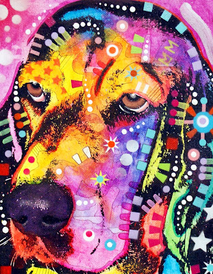 pinturas-modernas-perros