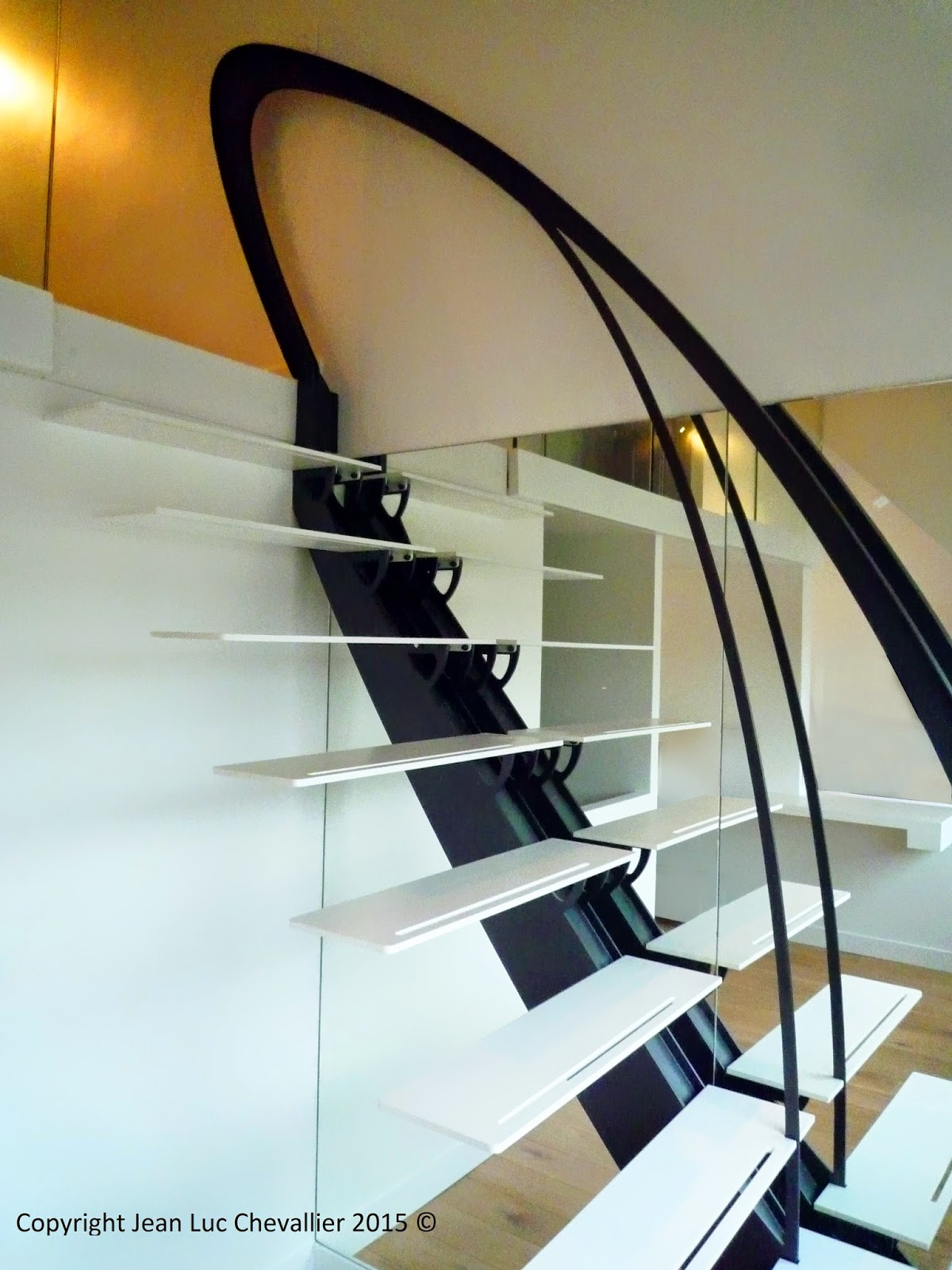 escalier design