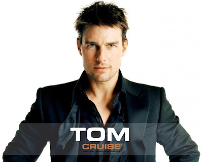 Tom Cruise - Bold Look