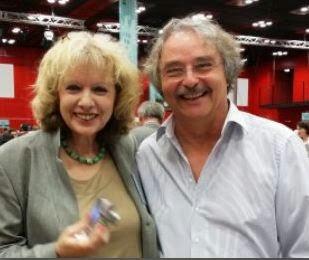 Helga König und Reinhard Löwenstein/ Weingut Heymann Löwenstein, 27.4. 2015