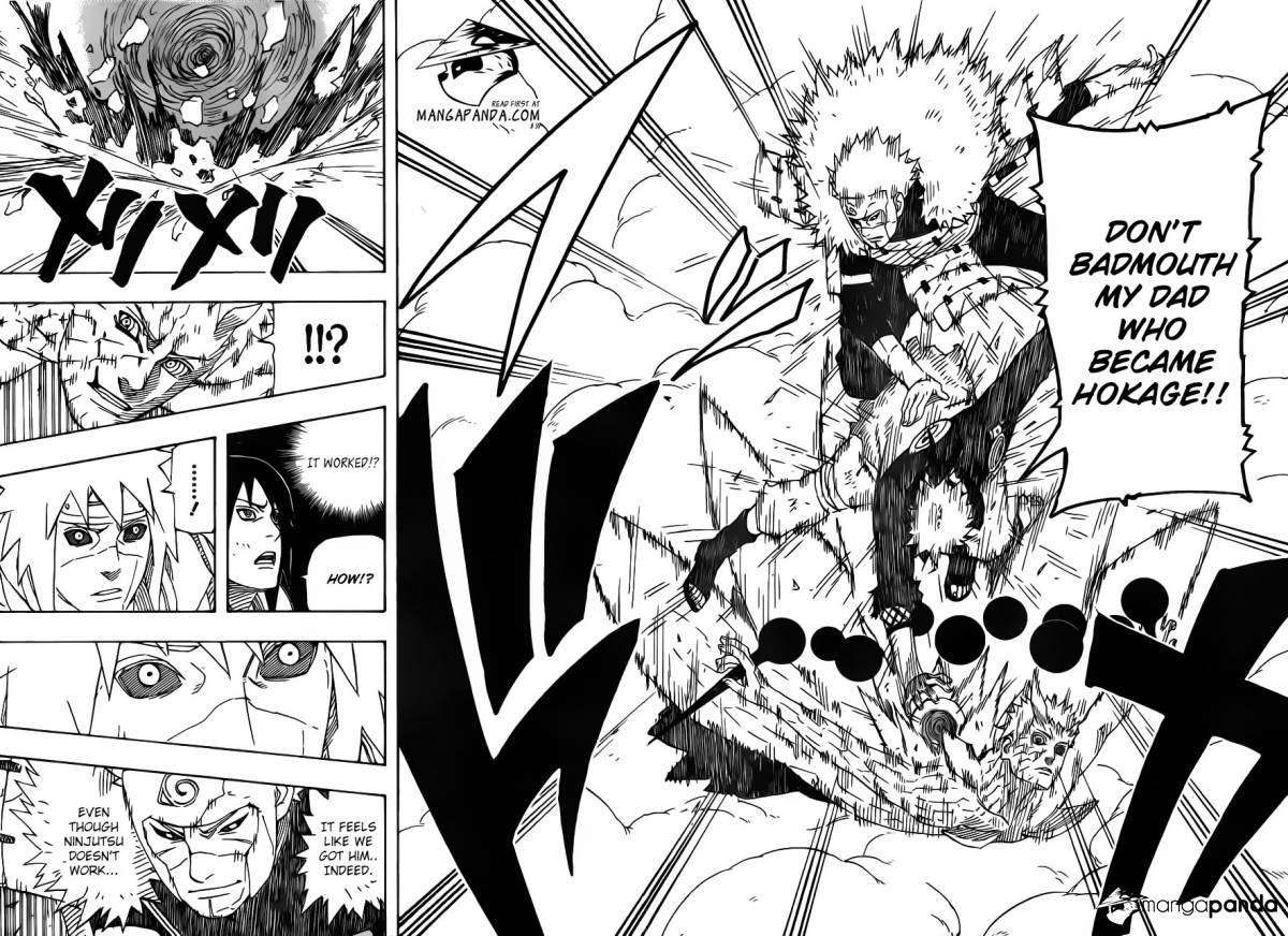 16, Naruto chapter 642   NarutoSub