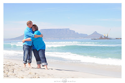 DK Photography L6 Louise & Len's Engagement Shoot on Blouberg Beach  Cape Town Wedding photographer