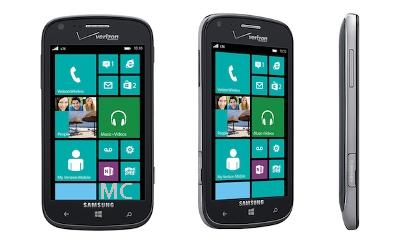 Samsung Ativ Odyssey I930 Verizon
