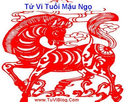 Tu Vi 2016 tuoi Mau Ngo nam