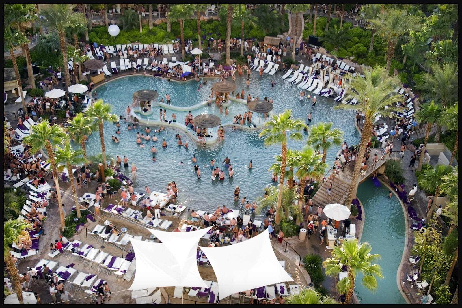 hard rock casino las vegas pool