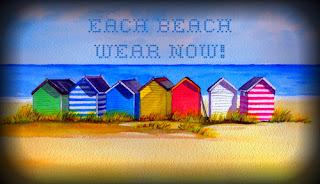 Each, Beach, Wear Now!