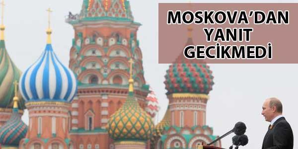 Moskova'dan beklenen yanıt