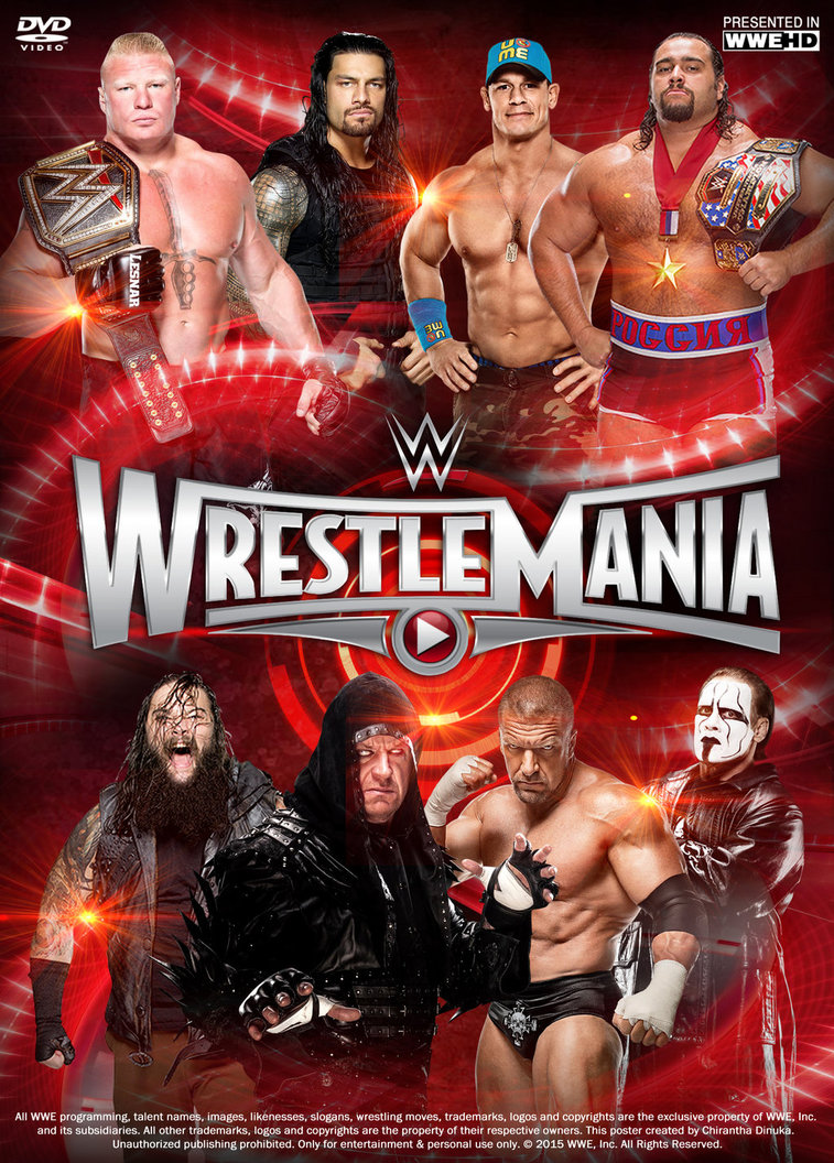 WWE Wrestlemania 31 (2015)