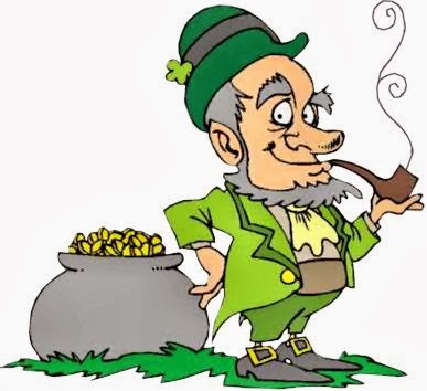 Saint Patrick's Day, Lucky Leprechauns, part 3