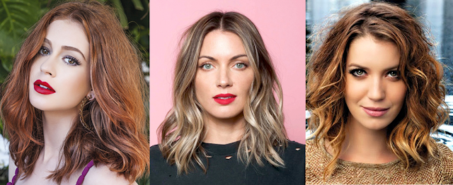 Cortes adequados para cada tipo de cabelo ondulado
