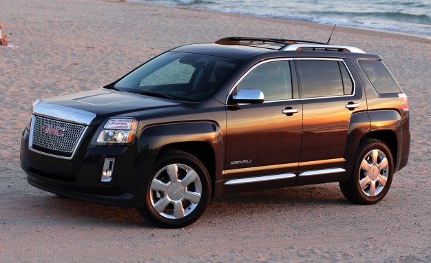 latest cars models gmc terrain 2013. Black Bedroom Furniture Sets. Home Design Ideas