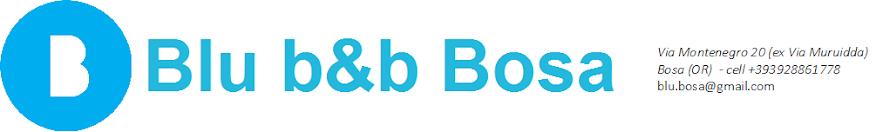 Blu B&B Bosa
