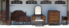 Antique Bedroom Set (SOLD)
