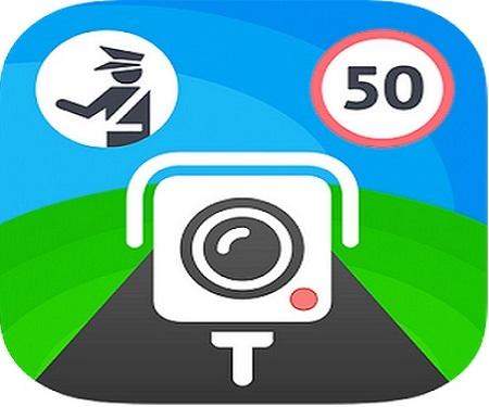 """برنامج """" كاميرات السرعة والمرور"""" Speed Cameras & Traffic"""