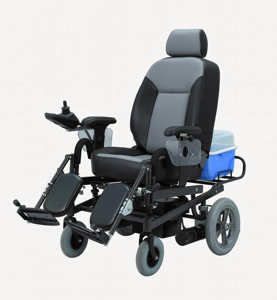 fauteuil Electrique roulant pour les handicapés