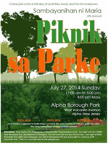 6th Annual Piknik sa Parke